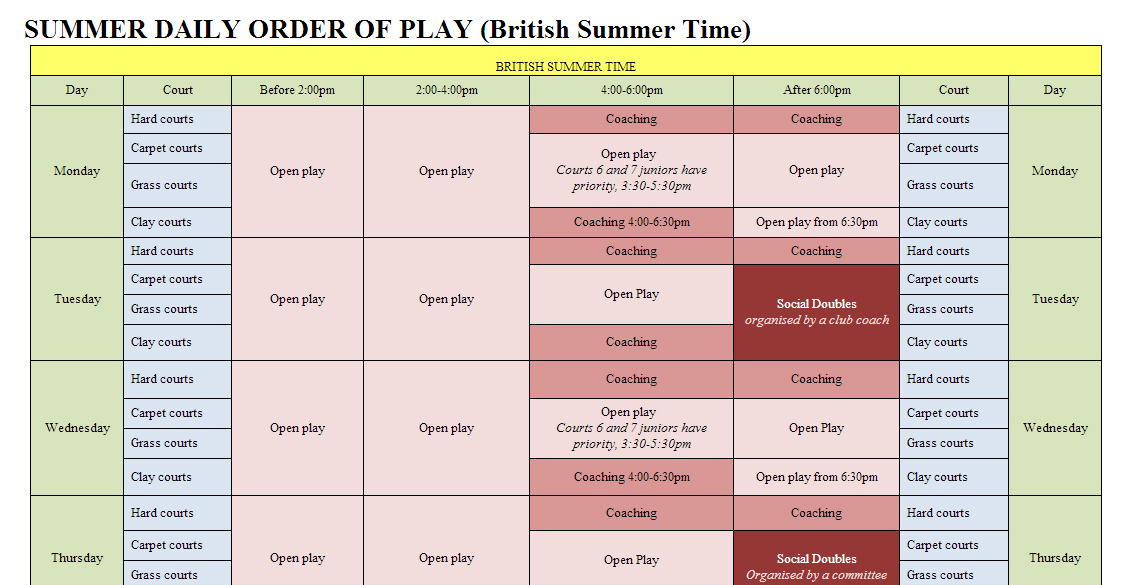 orderofplay